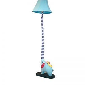 GX Lampadaire Creative Dessin Animé Belle Éléphant Nez Lampadaire Chambre Lampe Salon Chambre D'enfants Rustique Style Tissu Lampe Décoration d'intérieurA+ de la marque GAOXINGSHOP image 0 produit