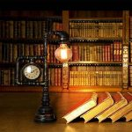 H&M Lampes de bureau Vintage industriel lampe de table rustique fer forgé tuyau d'eau Style Chambre Salon Cafe Bar lampe de chevet Desk de la marque H&M Lampes de bureau image 2 produit