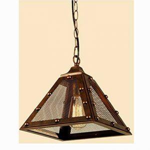 Haoaijia Lustres Lampe Vintage Pendentif Luminaire Abat-Jour Loft Lumières Salon Salle À Manger de la marque Haoaijia Lustres image 0 produit