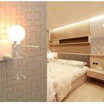 hauteur applique murale chambre TOP 8 image 3 produit