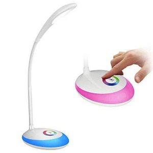 HEIMDALL lampe LED lampe de protection oculaire 3 niveaux d'éclairage de luminosité pour la lecture lampe de bureau à LED avec la lumière nocturne colorée de la marque HEIMDALL image 0 produit