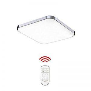Hengda® 12W Dimmable LED Plafonnier Salle de bains 85V-265V Plafonnier Design Lumière Salon Cuisine 6000K-6500K Salle de bains Lumière 2700-3200K Lampe de la marque Hengda image 0 produit