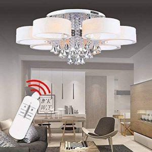 Hengda® LED Plafonnier Cristal Plafonnier Luminaire Lustre Chandelier Pro Réglable Moderne de la marque Hengda image 0 produit