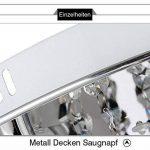Hengda® LED Plafonnier Cristal Plafonnier Luminaire Lustre Chandelier Pro Réglable Moderne de la marque Hengda image 3 produit