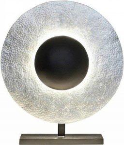 Holländer Lampes de table Villino en Brun Argent Noir | Travail artisanal fait à la main Qualité de manufacture de la marque Holländer image 0 produit