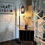 Home mall- Lampadaire style rétro chinois   Lampe debout de fer pour la salle d'étude de chambre à coucher 165X35cm de la marque Table lamp image 1 produit