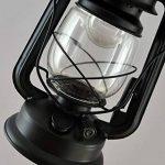 Home mall- Lampadaire style rétro chinois | Lampe debout de fer pour la salle d'étude de chambre à coucher 165X35cm de la marque Table lamp image 4 produit