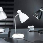 Honsel 56221 Lampe de bureau Chrome/blanc brillant de la marque Honsel image 3 produit
