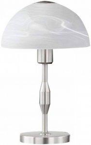 Honsel 57941 Lampe de bureau Nickel mat / Verre d'albâtre de la marque Honsel image 0 produit