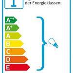 Honsel Lampe de table métal, Céramique, kupferfarbig/chrom, E27 46 wattsW 230 voltsV de la marque Honsel image 4 produit