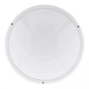 Hublot anti-vandalisme à détecteur hyperfréquence IP54 E27 Blanc de la marque Elexity image 0 produit