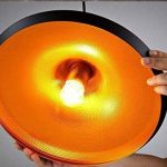 Huntvp Lampe Suspendu Lustre Plafonnier Moderne Pendentif Lampe Industriel Métallique Creative E27 Abat-Jour 60W Pour Chambre Salle à Manger Salon Cuisine Bar Café (Sans Ampoule) de la marque Huntvp image 2 produit