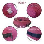 iCollr Collier Gonflable De Rétablissement d'Animal Familier - Collier Protecteur Pour Les Chiens et Chats en récupération post-opératoire de la marque iCollr image 4 produit