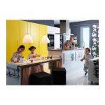 IKEA 4260179699849 Melodi Suspension, Plastique, Blanc de la marque Ikea image 1 produit
