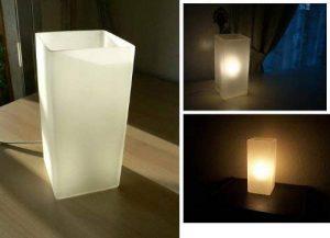 IKEA lampe gRÖNÖ, verre dépoli blanc blanc de la marque Ikea image 0 produit