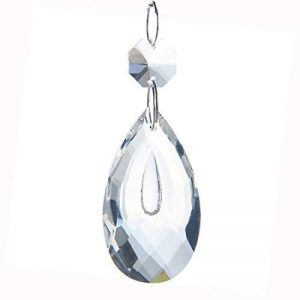 Inconnu H & D 20pcs Grande goutte d'eau Cristal Lustre prismes pièces Pendentifs Perles de la marque Inconnu image 0 produit