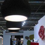Industreal LAMPE 144DPI lampe suspension en porcelaine noire de la marque INDUSTREAL image 3 produit