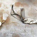 Ingo Maurer Lucellino Wall NT - Applique Murale blanc/métal/montage mural & transformateur intégré/avec rondelle de recouvrement blanche Ø15cm de la marque Ingo Maurer image 2 produit