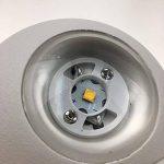 K-Bright LED Applique murale,6W Applique Murale LED Lampe pour Salle de Bain Lampe de Mur Lèche-murs Imperméable 54,4000K-4500K Blanc naturel,Lampe Murale Spot Décoratif Lumière pour Salon Chambre Hall,Blanc de la marque K-Bright image 2 produit