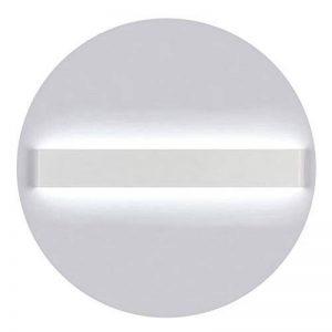 K-Bright Miroir Lampe de Mur Lèche-murs LED,IP44 Imperméable Applique Murale,16W 51CM Miroir-Avant Applique éclairage Aluminium Blanc Lumières de la Nuit mur Projecteur Lampe pour Chambre/Escalier/Sallon,Blanc de la marque K-Bright image 0 produit