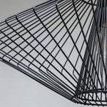Kare 36758Modo Wire Round Suspension, acier, noir de la marque Kare image 1 produit