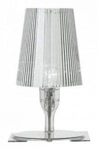 Kartell 9050B4 Lampe de chevet Take Transparent de la marque Kartell image 0 produit