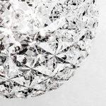 Kartell 9390b4Lampe suspension, plastique, gris/blanc, 33x 33x 27cm de la marque Kartell image 1 produit