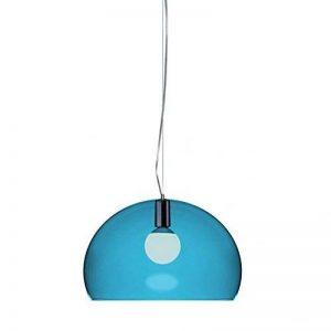 Kartell Lustre Petite Fly FL/Y–Blu–Bleu pétrole de la marque Kartell image 0 produit