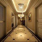KAWELL Moderne Lustre en Cristal Lampe de Plafond Plafonnier Lumière K9 Cristal Abat-jour Chrome Acier Inoxydable pour Chambre à Coucher, Couloir, Salon (Hauteur 37CM, Diamètre 20CM) de la marque KAWELL image 2 produit