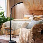 Kenley Lampadaire sur Pied - Ampoule LED 12W Dimmable - Lampe Liseuse avec Lumière du Jour Naturelle - Luminaire de Sol pour Chambre, Bureau ou Salon de la marque Kenley image 4 produit