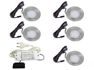 kit 3 spot led encastrable TOP 11 image 0 produit