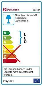 Kit Câble DC LED Kit Roundmac 4x4W Blanc Mat 230V/12V DC 30Va Métal de la marque Paulmann image 0 produit