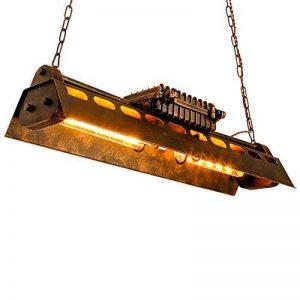 KJLARS Rétro Lustres Industriel Ancien Plafonnier Et lustre Avec Le fer lumière de la marque KJLARS image 0 produit