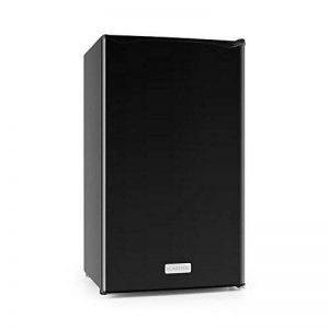 Klarstein Springfield • réfrigérateur • réfrigérateur à boissons • capacité 112 litres • température de refroidissement entre 0 et 10 °C • Puissance consommée 60 watts • 3 niveaux • noir de la marque Klarstein image 0 produit