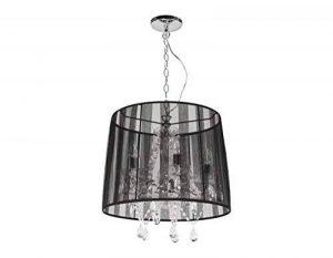 Kokoon HL00110BL Lampe à Suspendre Design Conrad Noir en Tissu de la marque Kokoon image 0 produit