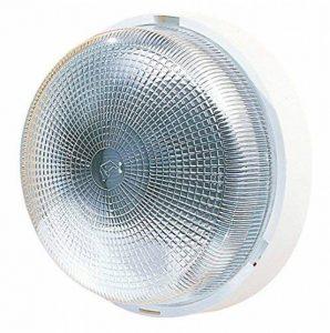 L'Ébénoïd EBE277764 Éclairage de Plafond Hublot Rond E27 100 W de la marque L'Ébénoïd image 0 produit