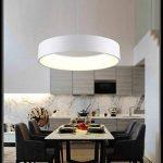 L.Y.Leuchtung Lampe à pende 27 W LED Moderne à Suspension Ronde Design plafonnier plafonnier Blanc Chaud 1850 LM de la marque L.Y.Leuchtung image 1 produit
