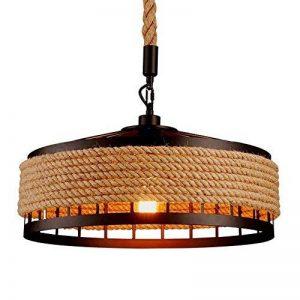 La lumière au plafond, fer à repasser industriel Retro Vintage Loft Lustre plafonnier luminaire lampe de table de la marque FUMIMID image 0 produit