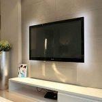 La puissance d'USB a mené des lumières de bande, imperméabilisent 5M 60leds / m SMD 3528 5V Réfrigérez le rétroéclairage blanc d'écran de PC de bureau, rétro-éclairage de TV, lumière de ruban, éclairage de corde, cuisine a mené l'éclairage de la marque XS image 3 produit