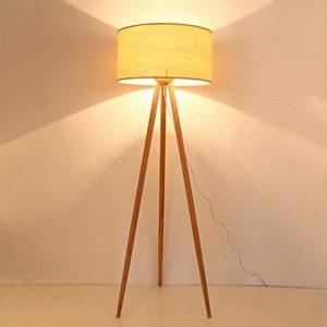 lampadaire 3 pieds bois TOP 11 image 0 produit