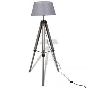 lampadaire 3 pieds bois TOP 2 image 0 produit