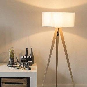 lampadaire 3 pieds bois TOP 4 image 0 produit