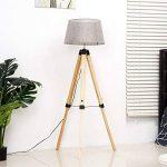 lampadaire 3 pieds bois TOP 9 image 4 produit