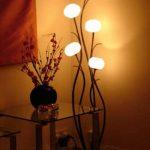 lampadaire 5 branches TOP 1 image 2 produit