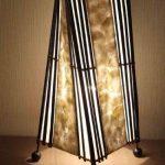 Lampadaire asiatique Diputar M (LA22-22/110), lampe design, lampe sur pied, lampe du sol, lampe à pied, lampe poétique, design decoratif, accessoires Bali de la marque P.A.T. GmbH image 4 produit