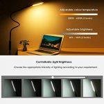 lampadaire avec Luminosité Réglable, col de cygne 360 °rotatif, fonction mémoire de la marque NACATIN image 3 produit