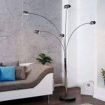 lampadaire chrome TOP 0 image 2 produit
