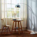 lampadaire chrome TOP 11 image 1 produit