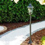 Lampadaire de jardin Luminaire extérieur Bristol Lampe sur pied de la marque hofstein image 2 produit