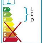 Lampadaire DEL 11 watts luminaire sur pied éclairage LED interrupteur salle de séjour de la marque Reality Leuchten image 2 produit